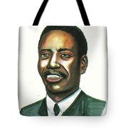 Felix Roland Moumie Tote Bag