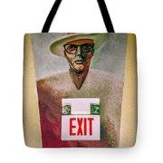 Fellini's Exit - Nola Tote Bag