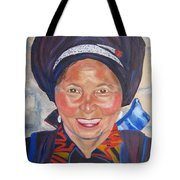 Fellow Traveller Great Wall Tote Bag