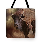 Female Buffalo Tote Bag
