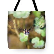 Female Dragonfly Tote Bag