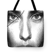 Female Expressions 936 Tote Bag