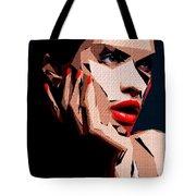 Female Expressions Liv Tote Bag