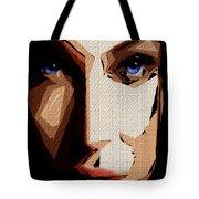 Female Expressions Lvi Tote Bag