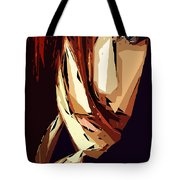 Female Expressions Xiii Tote Bag