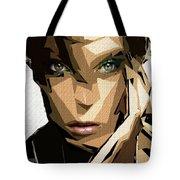 Female Expressions Xliv Tote Bag
