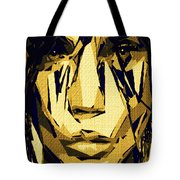 Female Expressions Xlvi Tote Bag