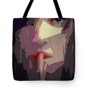 Female Expressions Xlvii Tote Bag