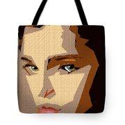 Female Expressions Xlviii Tote Bag