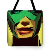 Female Expressions Xv Tote Bag