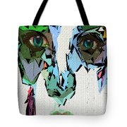Female Expressions Xvii Tote Bag