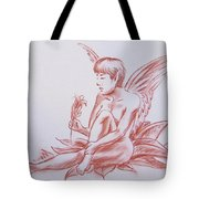 Female Fantasy 1 Tote Bag