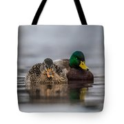 Female Mallard Tote Bag