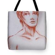 Female Model 10 Tote Bag