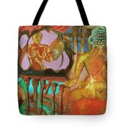 Female Mystic Tote Bag