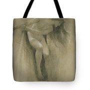 Female Nude Study  Tote Bag