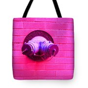 Female Pipe Tote Bag