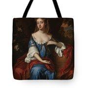 Female Portrait Tote Bag