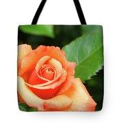 Feminine Rose Tote Bag