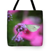 Feminine Side Of Nature Tote Bag