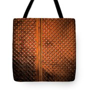Fence #2 Tote Bag