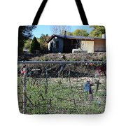 Fence Of Remembrance Tote Bag