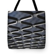 Fence Tote Bag