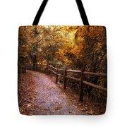 Fenceline Tote Bag
