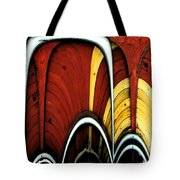 Fences Tote Bag