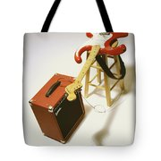 Fender Bender Tote Bag