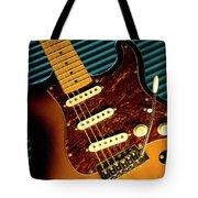 Fender Guitar Tote Bag