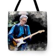 Fender Man Tote Bag