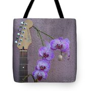 Fender Still Life Tote Bag