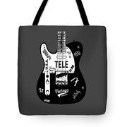 Fender Telecaster 52 Tote Bag