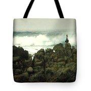 Feng Shui On The Monterey Peninsula Tote Bag