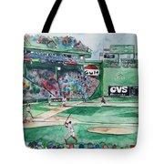 Fenway Park Tote Bag