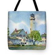 Fenwick Island Lighthouse Tote Bag