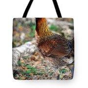 Feral Bird Tote Bag