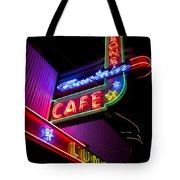 Ferguson's Diner Tote Bag