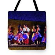 Feria Dance Tote Bag