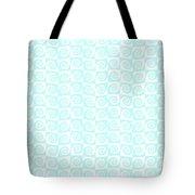 Fermat Spiral Pattern Effect Pattern. Tote Bag