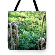 Fern Families Tote Bag