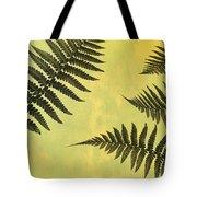 Fern Leaves 2 Tote Bag