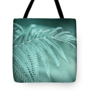 Fern Leaves Abstract 1. Nature In Alien Skin Tote Bag
