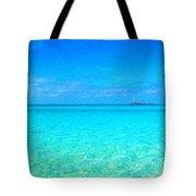 Fernandez Bay Calm Tote Bag