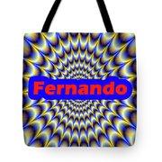 Fernando Tote Bag
