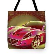 Ferrari 13 Tote Bag