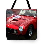 Ferrari 250 Gt Swb Tote Bag
