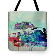 Ferrari 250 Gtb Racing Tote Bag