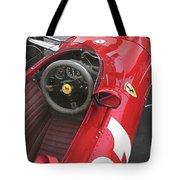 Ferrari 312 F-1 1967 Tote Bag